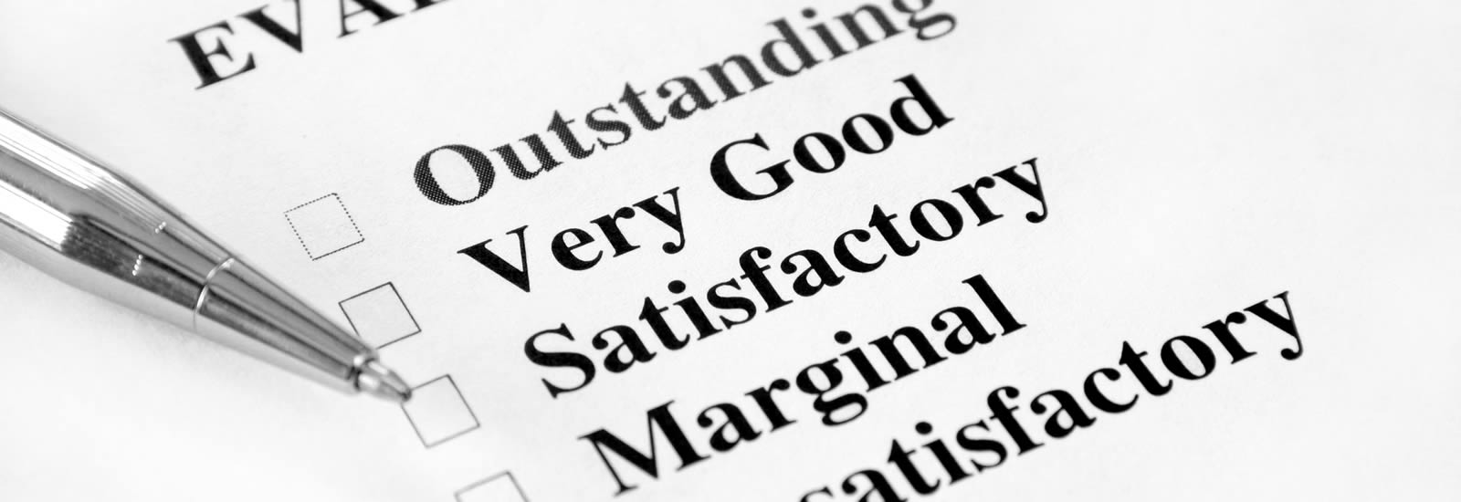 What makes a good evaluation?